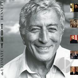 Bennett, Tony - Ultimate Tony Bennett CD Cover Art