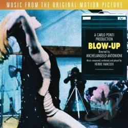Hancock, Herbie - Blow-Up CD Cover Art