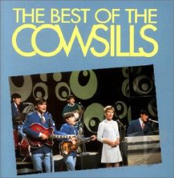 Cowsills - Best of the Cowsills CD Cover Art