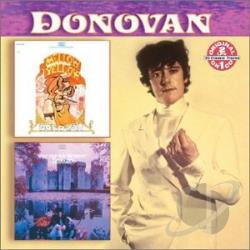 Donovan - Mellow Yellow/Wear Your Love Like Heaven CD Cover Art