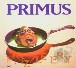 Primus - Frizzle Fry CD Cover Art