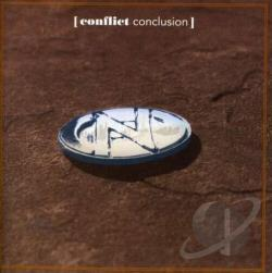 Conflict - Conclusion CD Cover Art