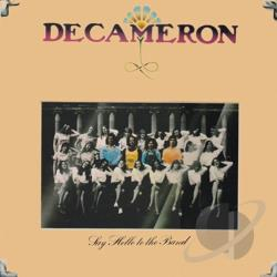 Decameron - Say Hello to the Band CD Cover Art