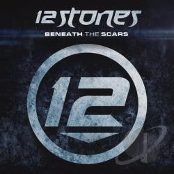 12 Stones - Beneath the Scars CD Cover Art