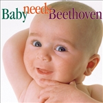 Baby Needs Beethoven CD Cover Art