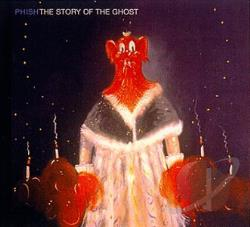 Phish - Story of the Ghost CD Cover Art