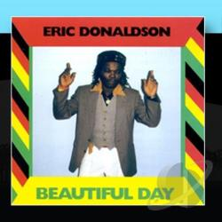 Donaldson, Eric - Beautiful Day CD Cover Art