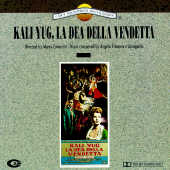 Kali-Yug La Dea Della Vendetta - Ost (Angelo Francesco Lavagnin CD Cover Art