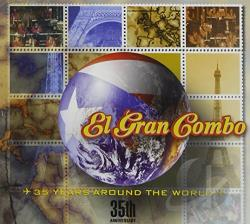 Gran Combo De Puerto Rico, El - 35th Anniversary CD Cover Art