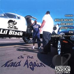 Lil' Black - On the Road Again CD Cover Art
