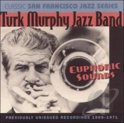 Murphy, Turk - Euphonic Sounds CD Cover Art