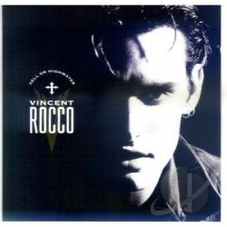 Rocco, Vincent - Hell Or Highwater CD Cover Art
