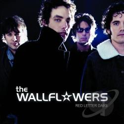 Wallflowers - Red Letter Days CD Cover Art