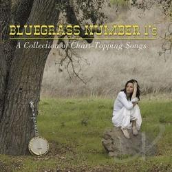Bluegrass Number 1's CD Cover Art
