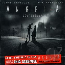 Garbarek, Anja / Original Soundtrack - Angel-A CD Cover Art