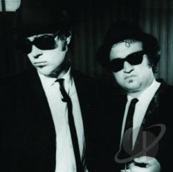 Blues Brothers - Very Best of the Blues Brothers CD Cover Art