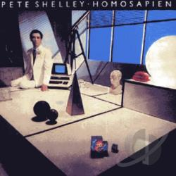 Shelley, Pete - Homosapien CD Cover Art