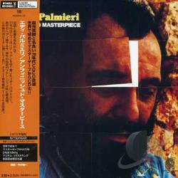 Palmieri, Eddie - Unfinished Masterpiece CD Cover Art