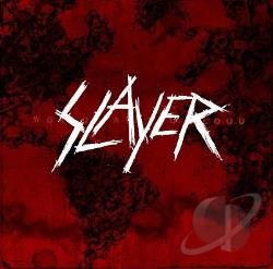 Slayer - World Painted Blood CD Cover Art