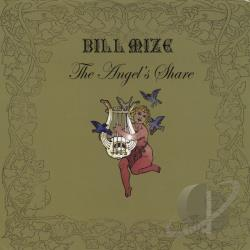 Mize, Bill - Angel's Share CD Cover Art