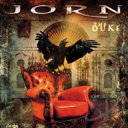 Jorn - Duke LP Cover Art