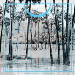 Four Tet - Pink CD Cover Art