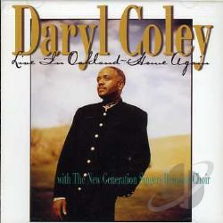 Coley, Daryl - Live in Oakland: Home Again CD Cover Art