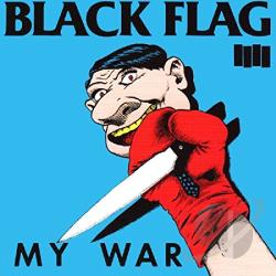Black Flag - My War CD Cover Art