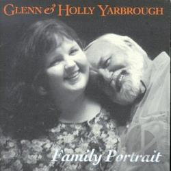 Yarbrough, Glenn - Family Portrait CD Cover Art