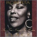 Flack, Roberta - Set The Night To Music CD Cover Art