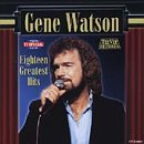 Watson, Gene - 18 Greatest Hits CD Cover Art