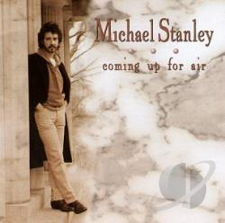 Stanley, Michael Band - Coming up for Air CD Cover Art