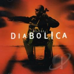 Huschke - Diabolica CD Cover Art