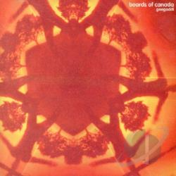 Boards Of Canada - Geogaddi CD Cover Art