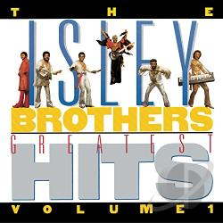 Isley Brothers - Isley Brothers Greatest Hits CD Cover Art