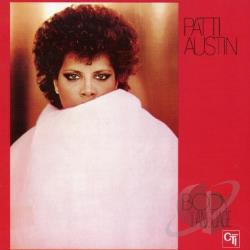 Austin, Patti - Body Language CD Cover Art