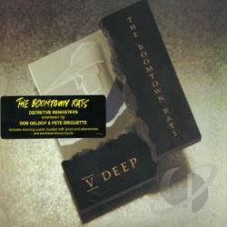 Boomtown Rats - V Deep CD Cover Art