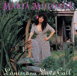 Muldaur, Maria - Louisiana Love Call CD Cover Art