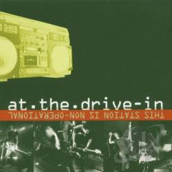 At The Drive-In - This Station Is Non-Operational/Anthology CD Cover Art