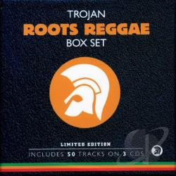 Roots Reggae Boxset CD Cover Art