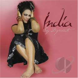 India - Soy Diferente CD Cover Art