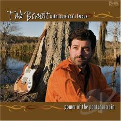 Benoit, Tab - Power of the Pontchartrain CD Cover Art