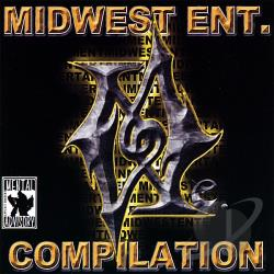 Midwest Entertainment 1 - Midwest Entertainment 1 CD Cover Art