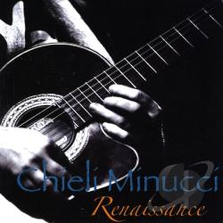 Minucci, Chieli - Renaissance CD Cover Art