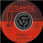 Franklin, Aretha - Respect / Dr. Feelgood [Digital 45] DB Cover Art