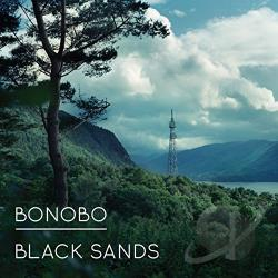 Bonobo - Black Sands CD Cover