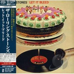 Rolling Stones - Let It Bleed SA Cover Art