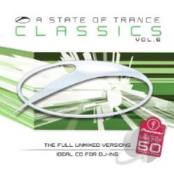Van Buuren, Armin - State of Trance Classics, Vol. 6 CD Cover Art
