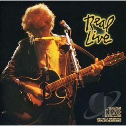 Dylan, Bob - Real Live CD Cover Art
