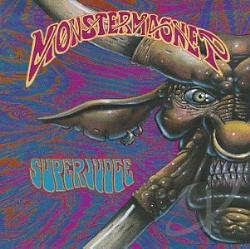 Monster Magnet - Superjudge CD Cover Art